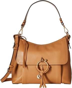 See by Chloe Medium Joan Leather Shoulder Bag Shoulder Handbags