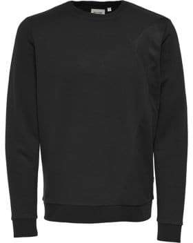 ONLY & SONS Colorblock Crewneck Sweater
