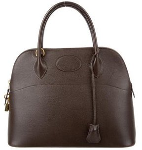 Hermes Courchevel Bolide 31 - BROWN - STYLE