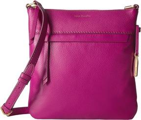 Vera Bradley Mallory Crossbody Cross Body Handbags - WILD BERRY - STYLE