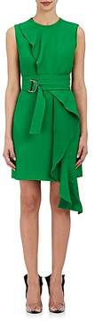 Calvin Klein Women's Crepe Belted Dress