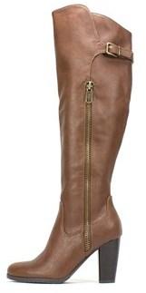 Rialto Womens Violet Closed Toe Knee High Fashion Boots.