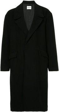 Monkey Time Concealed Front Coat