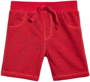 First Impressions Marled Shorts, Baby Boys (0-24 months), Created for Macy's