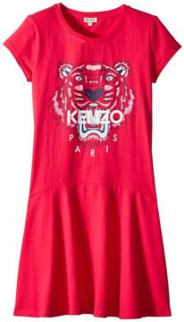 Kenzo Dress Classic Tiger Girl's Clothing