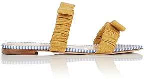 Chloé Gosselin Women's Willow Raffia Sandals