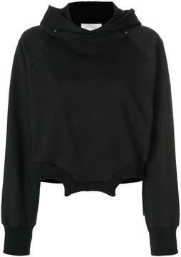 Esteban Cortazar corset hoodie