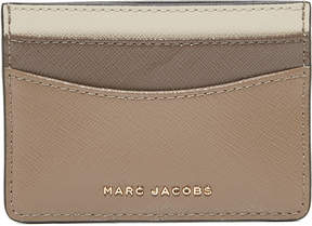 Marc Jacobs Card Case - FRENCH GREY MULTI - STYLE