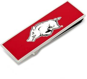 Ice University of Arkansas Razorbacks Money Clip