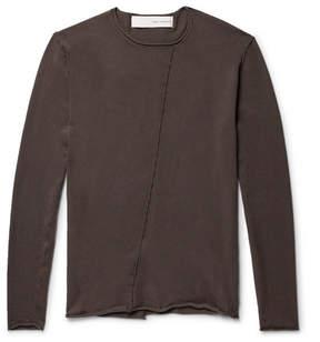 Isabel Benenato Stretch-Knit Sweater