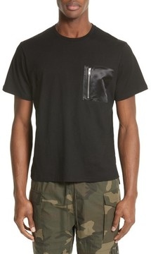 Ovadia & Sons Men's Zip Pocket T-Shirt