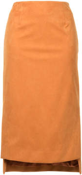 ESTNATION high low skirt