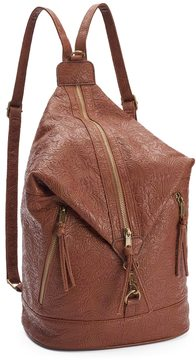 Mudd Floral Embossed Backpack