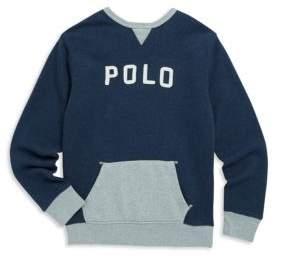 Ralph Lauren Boy's Cotton Sweatshirt