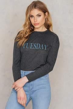 NA-KD Na Kd Tuesday Long Sleeve Top