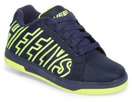 Heelys Boy's Split Logo Wheeled Skate Sneaker