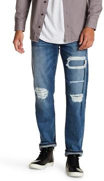Joe's Jeans The Brixton Distressed Jeans
