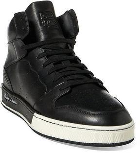 Ralph Lauren Giancarlo Calfskin Sneaker