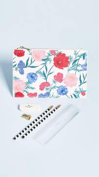 Kate Spade Blossom Pencil Pouch