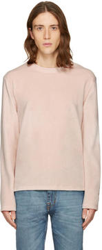 Fanmail Pink Velour Pullover
