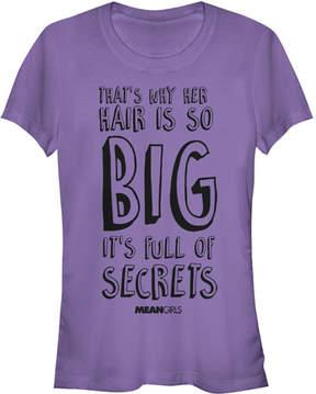 Fifth Sun Mean Girl 'It's Full of Secrets' Tee - Juniors