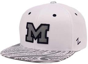 Zephyr Michigan Wolverines Lahaina Snapback 2 Cap