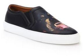 Givenchy Rottweiler Slip-On Skate Sneakers
