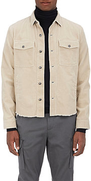 ATM Anthony Thomas Melillo Men's Cotton-Blend Corduroy Shirt Jacket