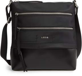 Lodis Los Angeles Wanda Nylon Sport RFID Travel Crossbody Bag