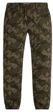 Levi's Boy's Camouflage Joggers