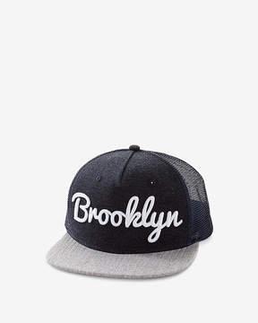 Express Brooklyn Baseball Hat