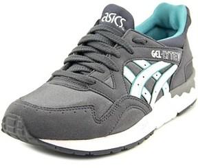 Asics Gel-lyte V Youth Round Toe Synthetic Gray Running Shoe.