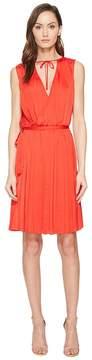 Escada Sport Dapana Sleeveless Wrap Dress Women's Dress