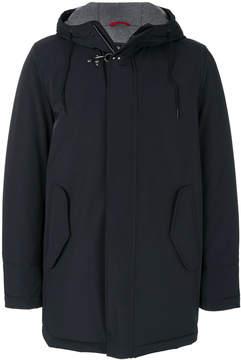 Fay padded long jacket