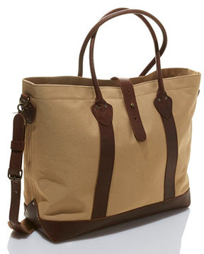 L.L. Bean Signature West Branch Tote