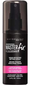 Maybelline Facestudio Master Fix Wear Boosting Setting Spray Translucent