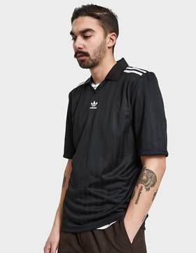 adidas Football Jersey in Black