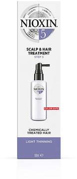 Nioxin System 5 Scalp Hair Loss Treatment-3.4 oz.