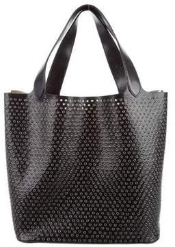 Alaia Rivet Bucket Bag