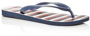 Havaianas Men's USA Stripe Flip-Flops