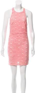 Bec & Bridge Lace Mini Dress