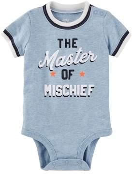 Osh Kosh Baby Boy Graphic Bodysuit