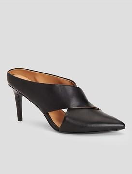 Gilliana Leather Heel Mule