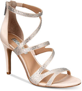 INC International Concepts I.n.c. Women's Regann2 Strappy Sandals, Created for Macy's Women's Shoes
