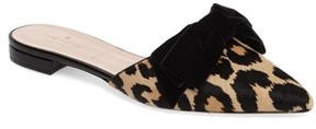 Kate Spade Women's Belgrove Genuine Calf Hair Mule