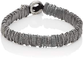 M. Cohen Men's Bar-Code Bracelet
