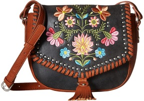 American West - Maya Flap Crossbody Cross Body Handbags
