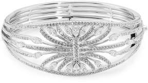 Adriana Orsini Women's Daphne Pavé Bangle Bracelet