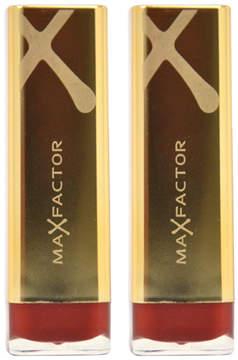 Max Factor Chilli Colour Elixir Lipstick - Set of Two