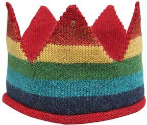 Oeuf Rainbow Baby Alpaca Tricot Crown